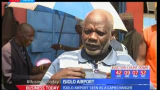 From an airstrip to a fully fledged International Airport for Isiolo County residents