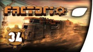 Factorio #34 - A-A...ACTIONFOLGE! - (Deutsch/Fortgeschritten)