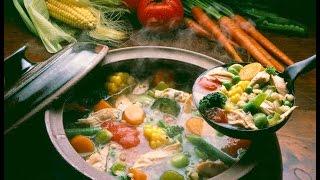 Resep Sup Vegetarian