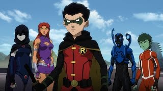 Justice League vs. Teen Titans - Official Trailer