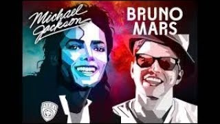 Bruno Mars Ft Michael Jackson - Remember The Finesse (Mashup)