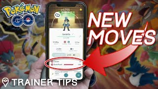 POKÉMON GO PVP UPDATE: STAT CHANGING MOVES ADDED