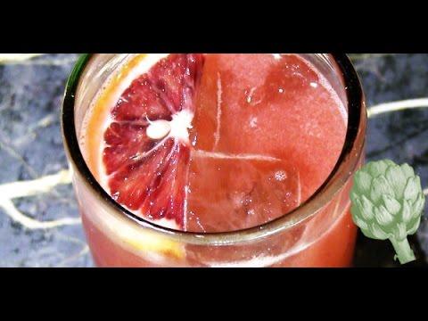 Blood Orange Cocktails | Potluck Video