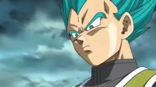 Goku kills Frieza (Movie 15)