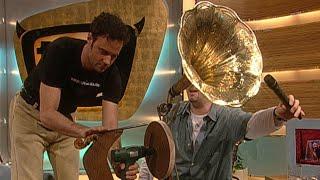 Instrumente aus Müll - TV total classic