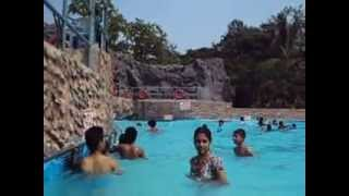 1st anniversary at wet o wild in nicco park