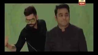 Watch Virat Kohli doing rap with AR Rahman for Premier Futsal league 2016′s official ant