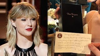 Taylor Swift Surprises Newlywed Couple With THIS Sweet Gift