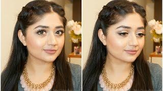 Nude Makeup Tutorial for Indian Skin | corallista