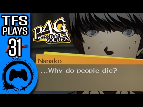 PERSONA 4 GOLDEN Part 31 TFS Plays TFS Gaming