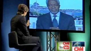 CNN/YouTube Climate Debate: Full Version