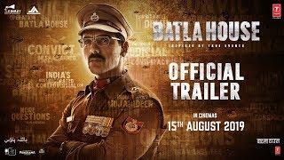 Official Trailer: Batla House | John Abraham,Mrunal Thakur, Nikkhil Advani |Releasing On 15 Aug,2019