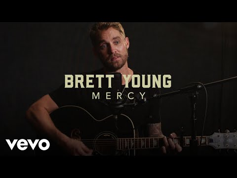 "Download Brett Young - ""Mercy"" Official Performance & Meaning 