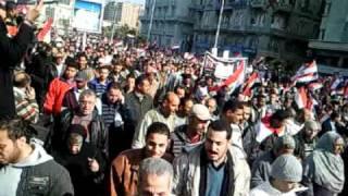 مظاهرات اسكندرية 11 فبراير 2011
