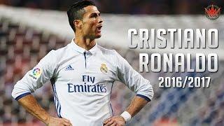 cristiano ronaldo  crazy skills  goals  20162017 hd