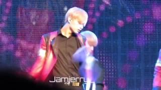 160904 SEVENTEEN(세븐틴) FANMEETING IN HK - 이놈의 인기 (Still Lonely) JUN FOCUS