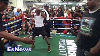 ((Are You Serious?)) Lenox Lewis: Mayweather vs McGregor Is A Farce Should Not Be 50-0 EsNews Boxing