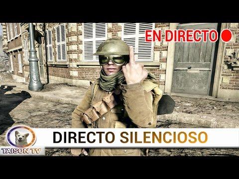 Battlefield 1 Directo Silencioso Hay un