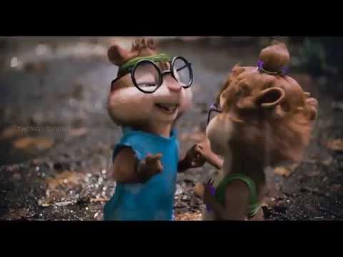 Kaththi - Selfie Pulla - Chipmunks Version - Video Song