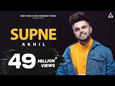 Xxx Mp4 Akhil Supne Lyrical Video Latest Punjabi Songs Yellow Music 3gp Sex