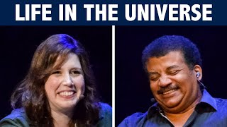 Searching for Life in the Universe | StarTalk Live! with Neil deGrasse Tyson