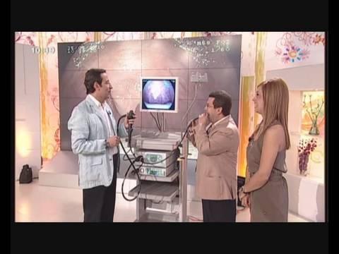 ¿Cómo se hace una endoscopia médicos mira la vida