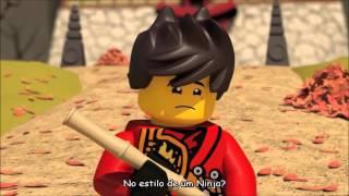 LEGO Ninjago - O Estilo Ninja - Legendado(PT-BR)