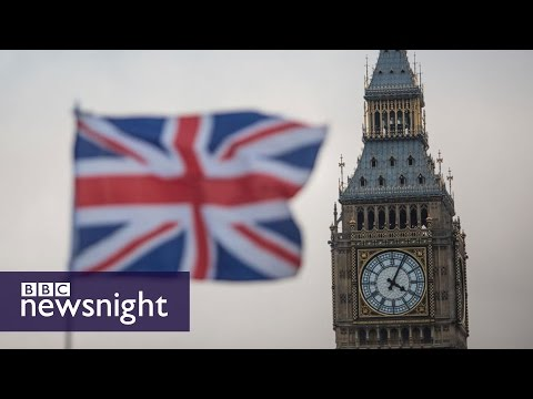 Brexit is Britain's number one issue BBC Newsnight
