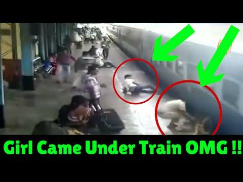 lonavala train Accident Girls Came under Train