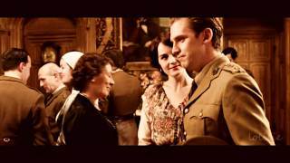 The Lady & The Lawyer//Mary & Mathew [Downton Abbey]