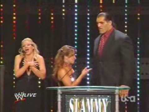 WWE DAMN! Moment of the year