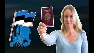 دولة أستونيا الغنية في أوروبا تمنح جنسيتها لكل من يريدها وحتى العرب ! شرح التقديم