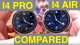 IQI I4 PRO vs IQI I4 AIR 2GB/16GB Smartwatches: Which should you buy?