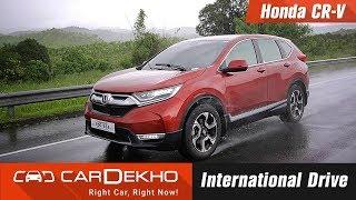 Honda CR-V 1.6 Diesel AT: First Drive Review   CarDekho.com