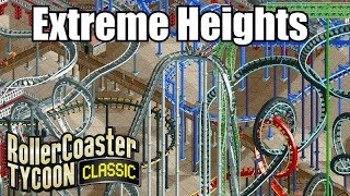 Roller Coaster Tycoon Classic - Extreme Heights