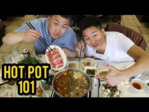 HOW TO EAT HOT POT Chinese Hot Pot 101 Fung Bros Food