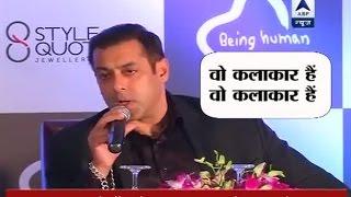 Artists are not terrorists, says Salman Khan on sending Pakistani artists back