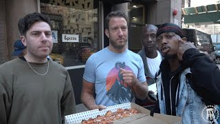 Barstool Pizza - & Pizza With Special Guest Hoodie Allen