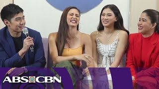 Kim, Melai, Alex and Robi's most unforgettable audition experience