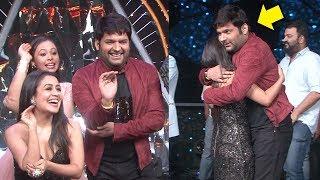 Neha Kakkar Shows Unbelievable LOVE & Respect For Kapil Sharma On Indian Idol Season 10