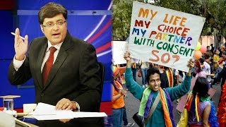 The Newshour Debate: India Votes for homophobia