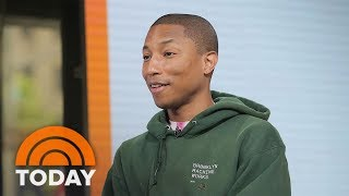 Pharrell Williams Talks About 'Despicable Me 3' Music And New Triplets | TODAY