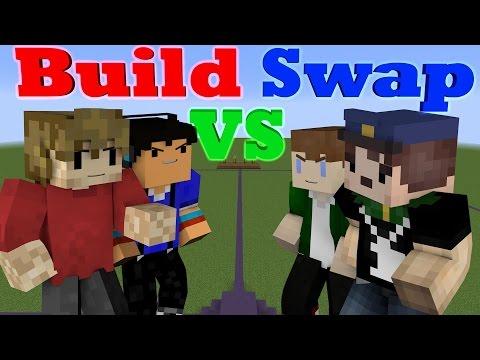 2v2 BUILD SWAP!!