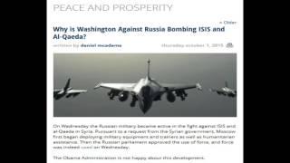 Why is Washington Against Russia Bombing ISIS and Al-Qaeda?