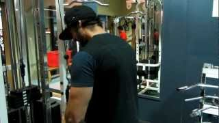 KILLER CHEST AND TRICEPS WORKOUT - GAIN SIZE!
