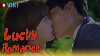 Lucky Romance - EP 10 | Ryu Jun Yeol Kissing Hwang Jung Eum After Being Rejected