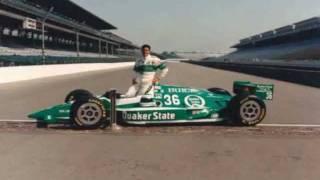 1992 Indy 500 Time Trials - Tom Carnegie calls Roberto Guerrero
