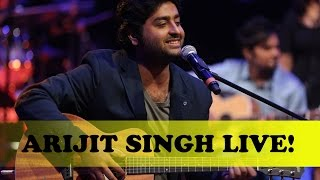 Arijit Singh Live on World Music Day!