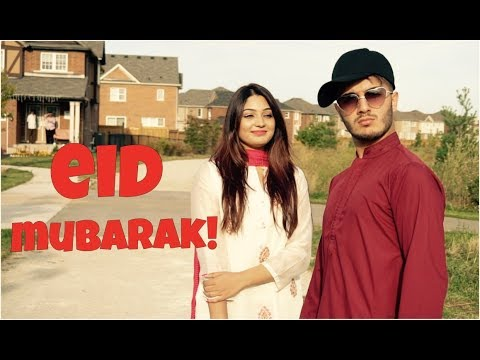 Chintu and a GIRL on EID | Shahveer Jafry