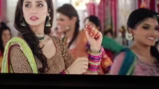 Ballay Ballay Full Song Video   Bin Roye   Harshdeep Kaur, Mahira Khan, HD